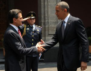 Obama and EPN 510x340