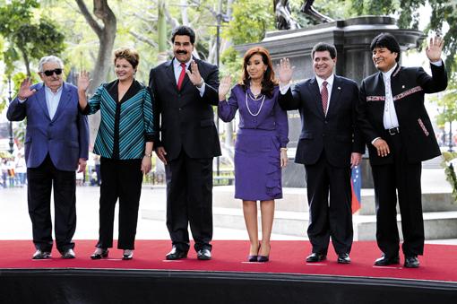 Americas Quarterly - Winter 2015 - Presidents of Mercosur
