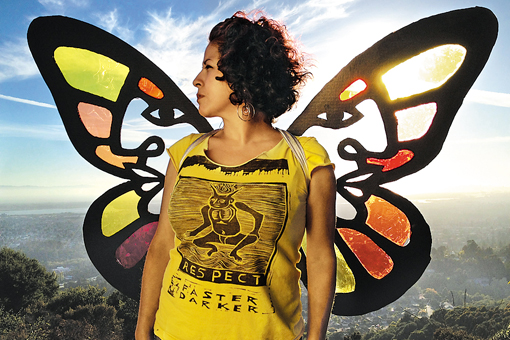 Americas Quarterly - Winter 2015 -Favianna Rodriguez Migration