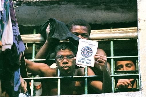 Americas Quarterly - Winter 2015 - Carandiru prison in São Paulo