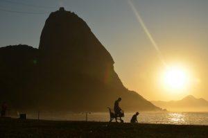 Morning in Rio de Janeiro