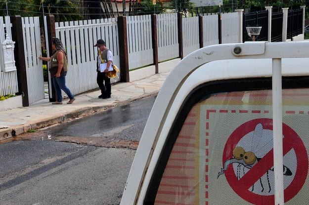 Brazil health response