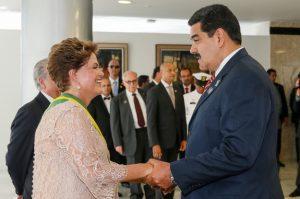 Dilma_maduro
