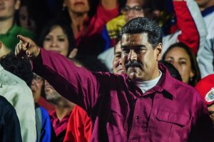 Maduro Re-elected