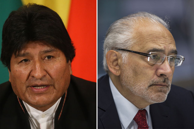 Morales Or Mesa Either Way Bolivia Faces Tough Questions