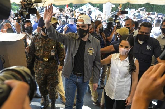 It's Not Just El Salvador. Democracies Are Weakening Across Central America.