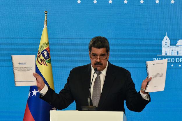 Maduro April.